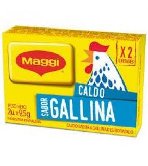 CALDO MAGGI GALLINA 2 UN.
