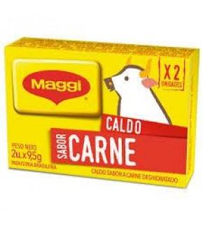 CALDO MAGGI CARNE 2 UN.