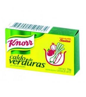 CALDO KNORR VERDURA 2U