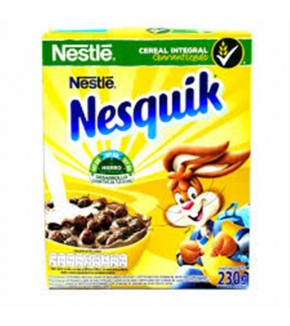 CEREAL NESQUICK 230 GRS.