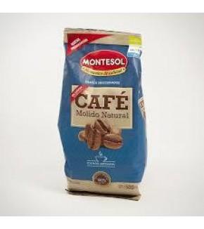 CAFE MONTESOL SIN AZUCAR 500G
