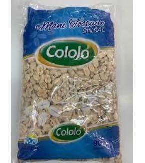 MANI COLOLO CON Y SIN SAL 900 G
