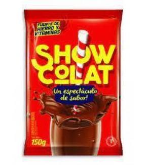 CHOCOLATADA SHOW COLAT 400