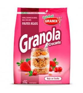 GRANOLA FRUTOS ROJOS GRANIX