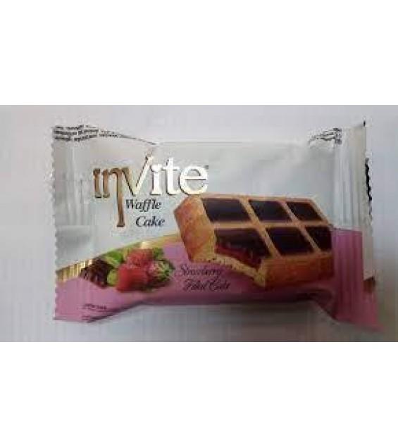 WAFLE CAKE INVITE