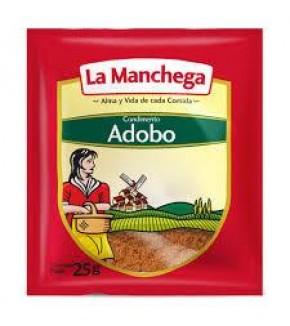 ADOBO LA MANCHEGA 25 GR