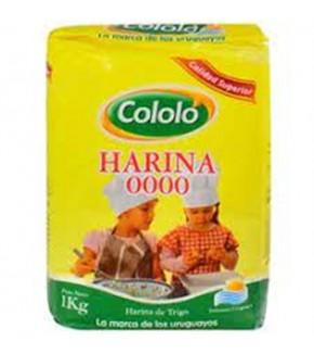 HARINA COLOLO 4 CEROS 1 K