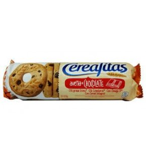 GALLETA CEREALITAS CHOCOLATE