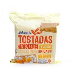 TOSTADAS INTEGRALES DE ARROZ MOLINOS ALA
