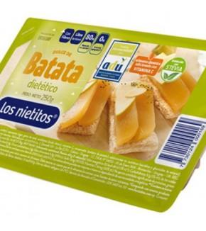 DULCE DE BATATA  DIET 250GR LOS NIETITOS