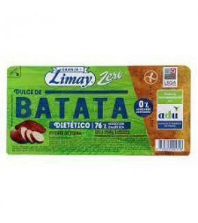 DULCE DE BATATA LIMAY DIET 250 GRS