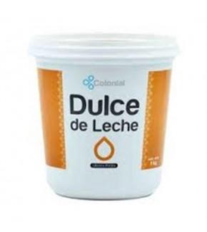 DULCE DE LECHE COLONIAL 500 GR