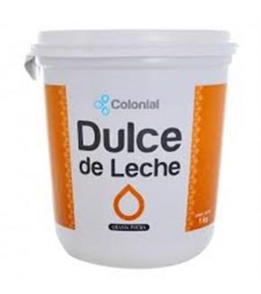 DULCE DE LECHE COLONIAL 1KG