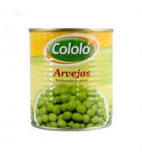 ARVEJAS COLOLO 2.5