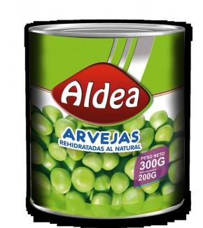 ARVEJAS ALDEA ABRE FÁCIL 300G