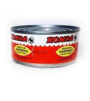 GRATED DE SARDINA RONDA