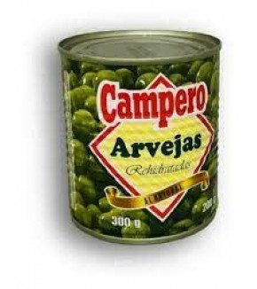 ARVEJAS CAMPERO 300G