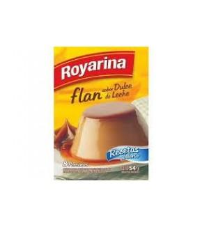 FLAN ROYARINA 8P DULCE DE LECHE