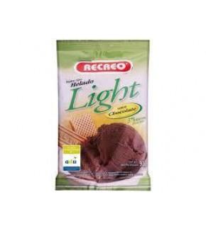 HELADO RECREO LIGHT CHOCOLATE