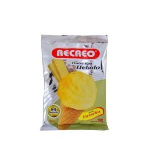 HELADO RECREO 100G