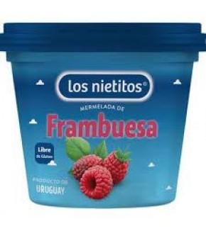 MERMELADA  FRAMBUESA NIETITOS 500G