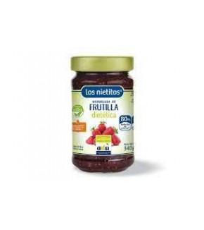 MERM. FRUTILLA DIET LOS NIETITOS