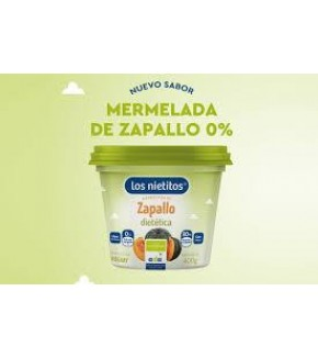 MERMELADA DE ZAPALLO ADU 500G PLASTICO