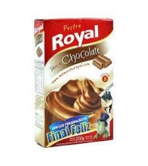 POSTRE ROYAL CHOCOLATE 8 PORCIONES