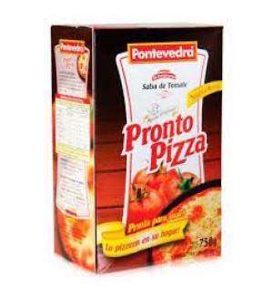 PRONTO PIZZA PONTEVEDRA 520 GRS