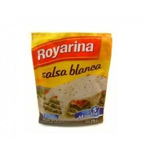 SALSA BLANCA ROYARINA 75G
