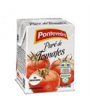 PURÉ DE TOMATE PONTEVEDRA 520G