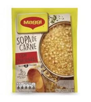 SOPA DE CARNE MAGGI