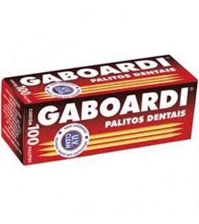 ESCARBADIENTES GABOARDI 100U