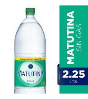 MATUTINA SIN GAS 2.25L