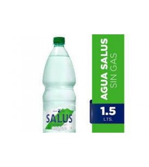 AGUA SALUS 1.5 SIN GAS