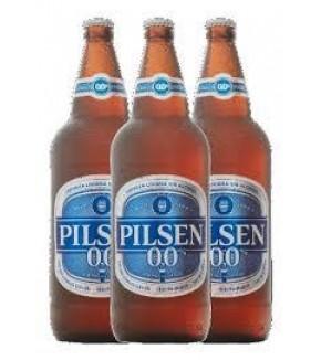 CERVEZA PILSEN 0.0% ALCOHOL 1LT