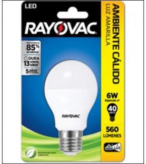 LAMPARA LED RAYOVAC 75W