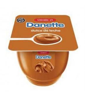 POSTRE DANETTE DULCE DE LECHE