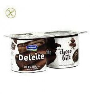 POSTRE DELEITE CHOCOLATE