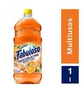FABULOSO ENERGIA NARANJA 1 L