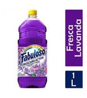 FABULOSO FRESCA LAVANDA 1LT