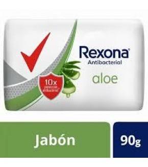 JABON REXONA 90G ALOE