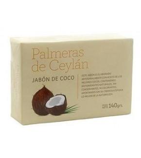 JABON COCO PALMERAS DE CEYLAN