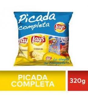 PICADA COMPLETA LAYS