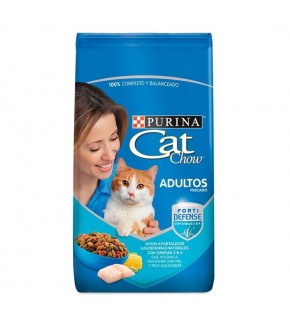CAT CHOW ADULTO PESCADO 1 KG