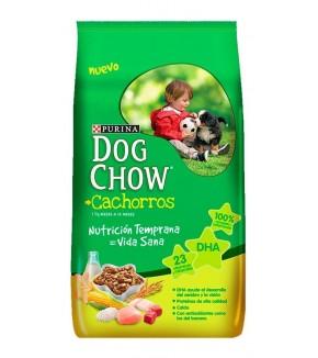 DOG CHOW CACHORROS RAZAS MED.Y GR.1,5 K